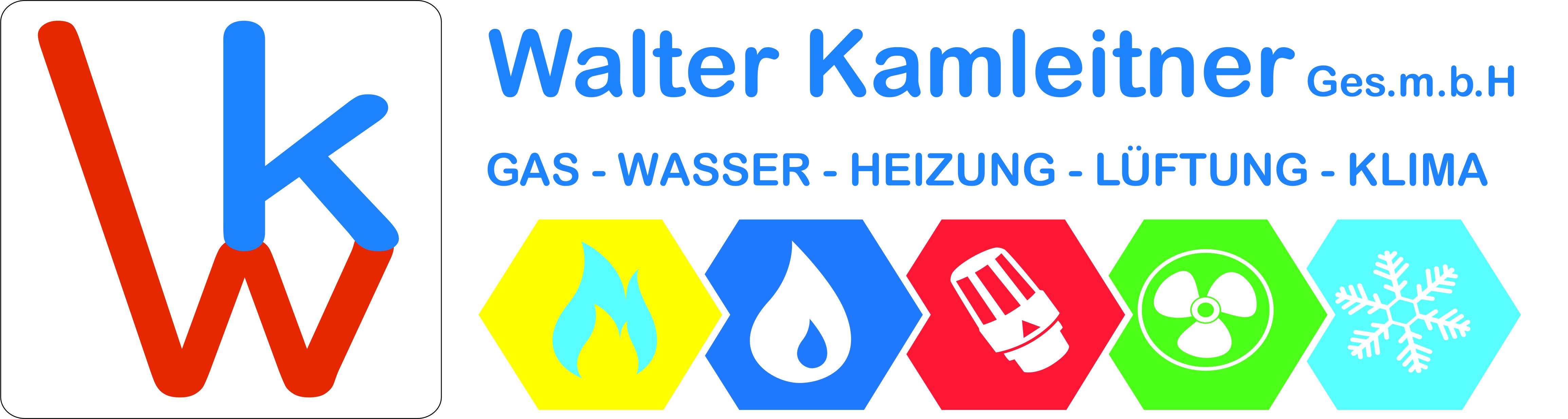 Walter Kamleitner GesmbH Logo